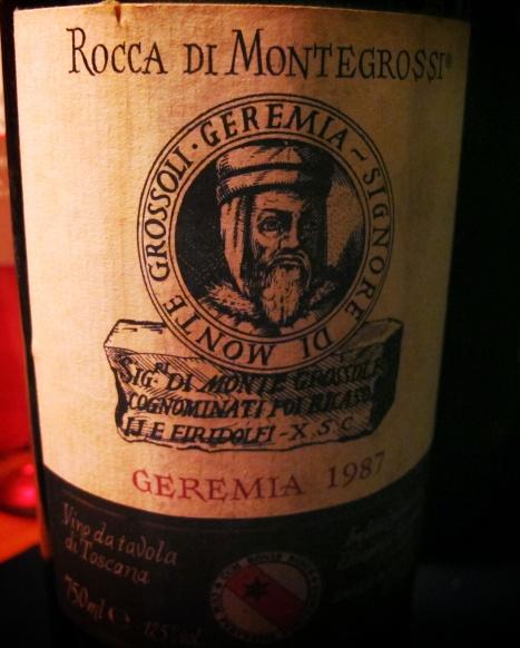 Geremia 1987