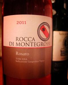Montegrossi Rosato
