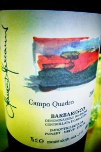 Campo Quadro Barbaresco