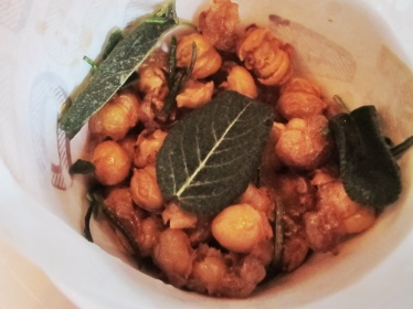 Fried Chick Peas @ Mozza