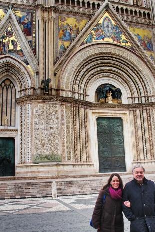 Joanie Luigi a Orvieto