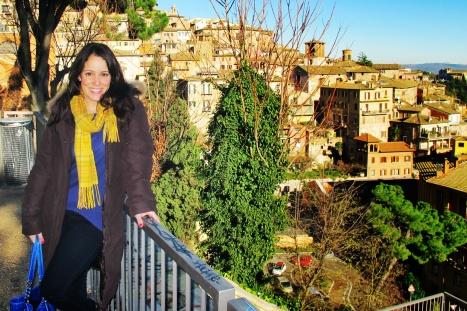 Joanie in Perugia