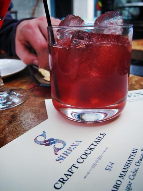 Amaro Manhattan