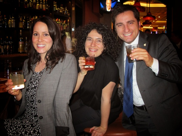 Cocktails with Elisa Scavino @Carnevino