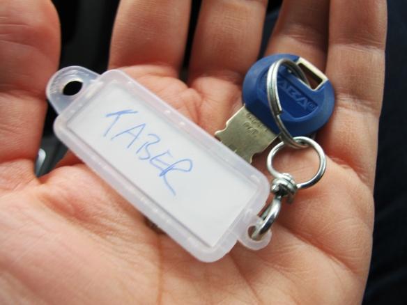 Taber Keys