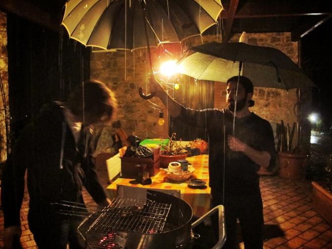 Umbrian BBQ