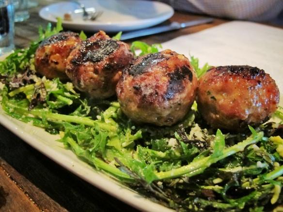 Meatballs @SottoLA