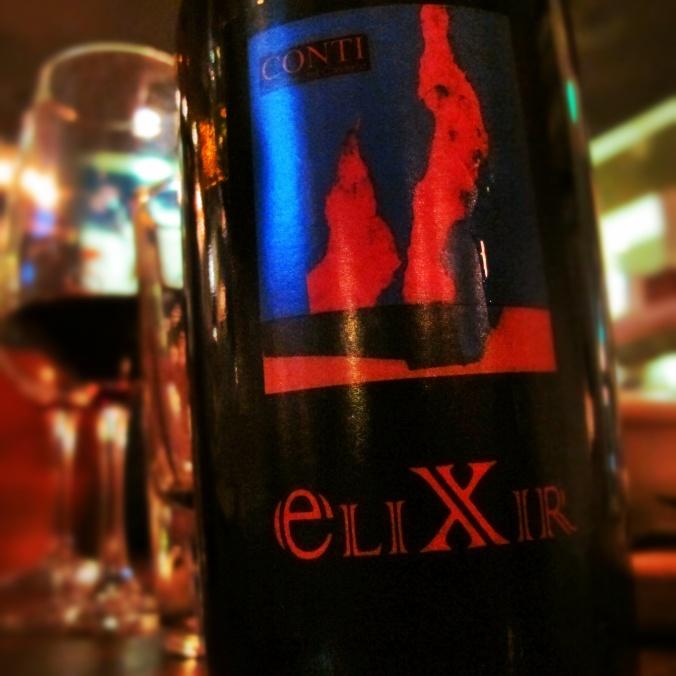 Conti Elixir @Terroni