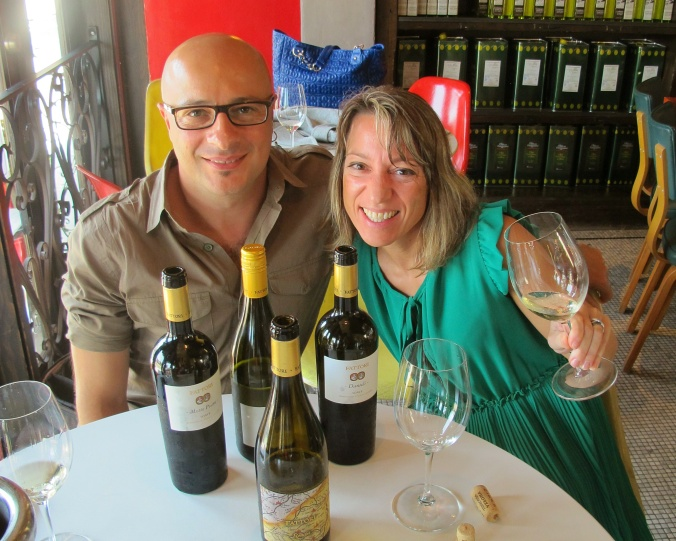 Giorgia and Giuseppe