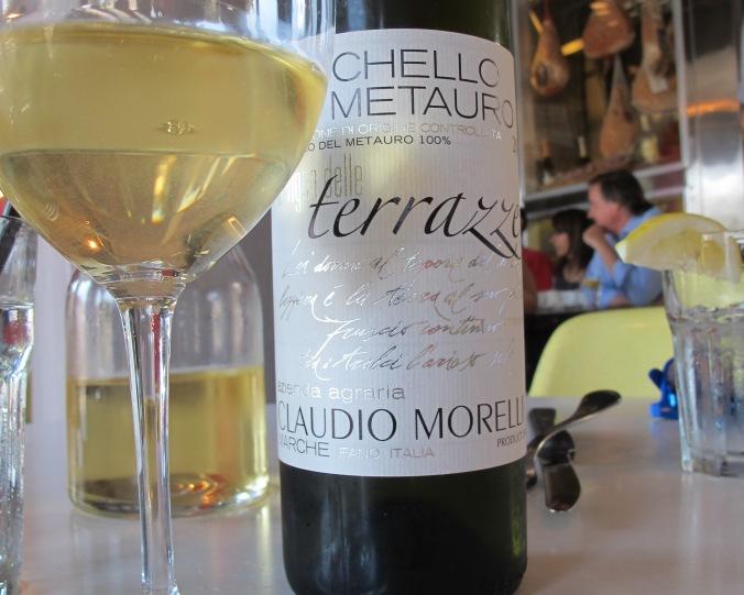 Morelli Bianchello @Terroni