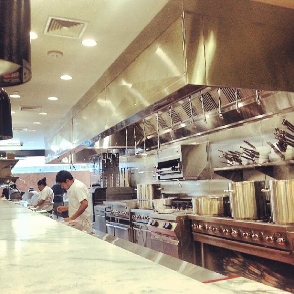 Kitchen @TerroniDTLA