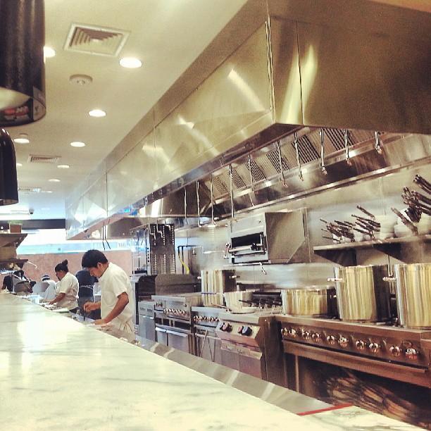 Kitchen @TerroniDTLA
