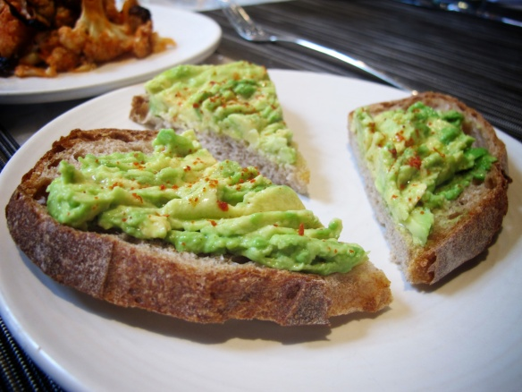 vocado Toast @FEED