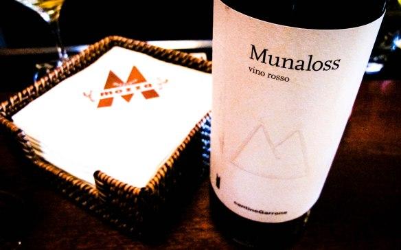 Munaloss @Mozza